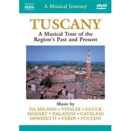A Musical Journey - Tuscany [DVD] [2007]